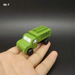 $enCountryForm.capitalKeyWord Australia - Exquisite Model Car Mini Wooden Toy Truck Military Game Kid Child Learning Educational Teaching Prop Gadget