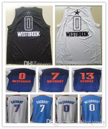 95cad292ef9d ... shirts fe9d5 37503  order 8 photos 13 paul george jersey for sale 2018  all star jersey russell westbrook carmelo