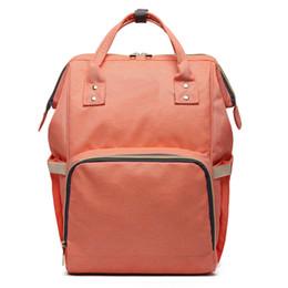Мода Мумия материнства подгузник сумка Марка большой емкости детские сумка путешествия рюкзак дизайнер уход сумка для ухода за ребенком