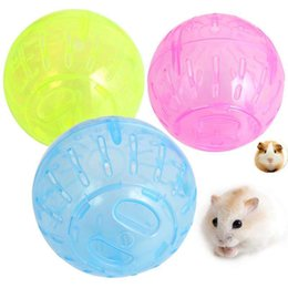 Toy wheels online shopping - Rat Running Mini Ball For Pet Toy Hamster Gerbil Mice Jogging Exerciese Palying Plastic Runner Balls For Small Pets