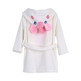 d90191a88a Kids Pajamas Sleepwear Autumn Winter Children Clothing Bathrobe Girls Boys  Robe Baby Clothes Unicorn Nightgown New