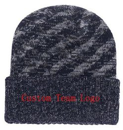 Custom Knit Beanies NZ - 2019 Autumn Winter hat men women Sports Hats Custom Knitted Cap Sideline Cold Weather Knit hat Soft Warm Dallas Beanie Skull Cap