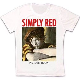 $enCountryForm.capitalKeyWord UK - Simply Red Picture Book 85 Mick Hucknall Pop Seal Sade Retro Unisex T Shirt 51