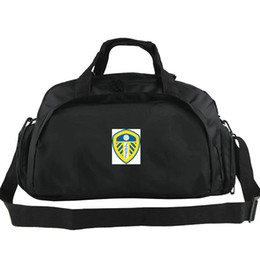 $enCountryForm.capitalKeyWord Canada - Leeds United FC duffel bag LUFC club tote Football backpack Exercise luggage Soccer sport shoulder duffle Outdoor sling pack