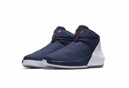 free close up UK - Free Shipping Westbrook Why Not Zer0.1 Tribute Casual Shoes High Quality Man Midnight Navy Gold White Shoes Drop Shipping