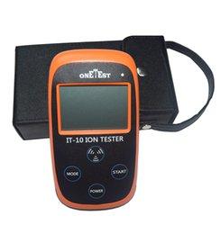 Großhandel Für den Test des negativen Ionen-Detektors aus negativem Ion-IT-10-Mineral in China mit kostenlosem Versand