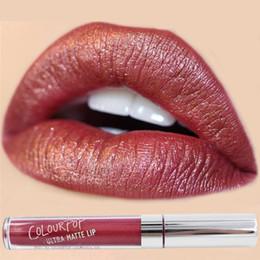 $enCountryForm.capitalKeyWord UK - Wholesale- 2016 Hot Brand Colourpop Metallic Lipgloss Makeup Waterproof New Colour Lip Gloss Colorpop Matte Liquid Lipstick Color pop