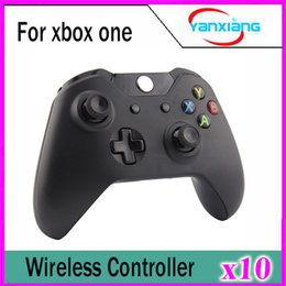 Wireless Controllers For Xbox One NZ - 10pcs Guaranteed 100% New Wireless Controller For XBox One Elite Gamepad Joystick Joypad XBox One Controller YX-one-01