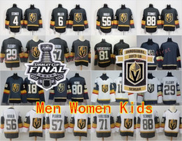 e2078107f Stanley cup finalS online shopping - 2018 Stanley Cup Finals Vegas Golden  Knights Jersey Marc Andre