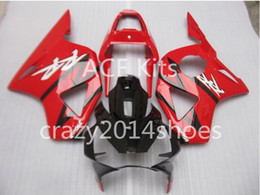 $enCountryForm.capitalKeyWord Australia - Motorcycle Fairing kit for HONDA CBR900RR 954 02 03 CBR 900RR 2002 2003 CBR900 ABS hot red black Fairings set+3gifts K1