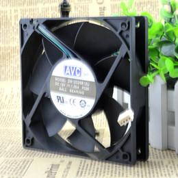 12v Fan Speed Australia - For original AVC DS12025B12U 12CM 12025 12V 1.05A four-pin PWM intelligent speed control fan