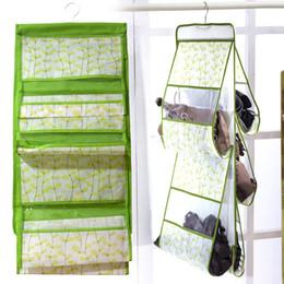 $enCountryForm.capitalKeyWord Canada - 5 Pockets Hanging Storage Bag Purse Handbag Tote Bag Storage Organizer Closet Rack Hangers Closet Organizadores