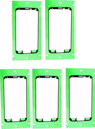 SamSung S6 waterproof online shopping - Waterproof Frame Bezel Seal Tape Adhesive LCD Screen Glue Frame for Samsung S8 S9 Plus S7 S6 Edge High Quality