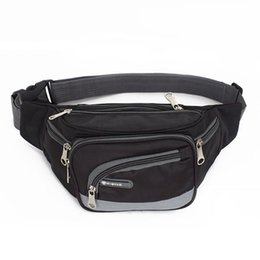 Discount belt pouches for women - Fashion Waist Bag Men Nylon Fanny Pack for Women Casual Travel Waist Pack Portable Money Belt Travel Mobile Phone Pouch