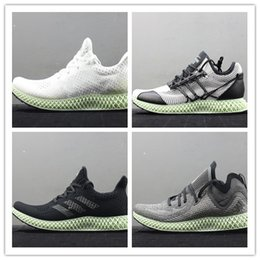 Futurecraft Alphaedge 4D LTD Aero Ash Print White BD7701 Kicks Men Running  Sports Shoes Sneakers Trainers With Original Box US6.5-11.5 cd9d570b8