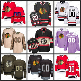 China Custom Mens Women Youth Chicago Blackhawks 2 Duncan Keith 19 Jonathan Toews 88 Patrick Kane 81 Marian Hossa 7 Brent Seabrook Jerseys S-3XL supplier jonathan quick jerseys youth suppliers
