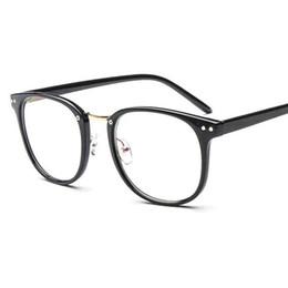 256e4f6e6ac women s optical glasses frame eyewear Square rievt eyeglasses frame clear  glasses Metal alloys Vintage high quality eyeglasses