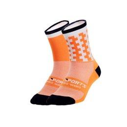 d1c5943e5a32d 2pcs Professional Sport Socks Men Women Breathable Training Running Hiking  Climbing Sports Socks Hot Sale