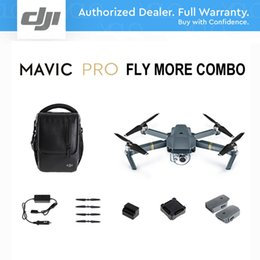 Real Camera Australia - DJI Mavic Pro Fly Folding Camera Drone with 4K HD Camcorder OcuSync Real-time View GPS GLONASS System RC Quadcopter