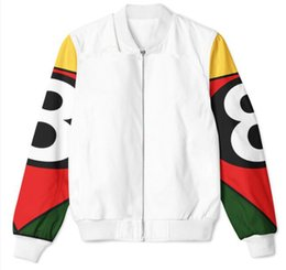 Real American Us Size Salt-n-pepa-8-ball 3d Sublimation Print Sweatshirt Crewneck Custom Made Clothing 3xl 4xl 5xl 6xl Wide Varieties Men's Clothing