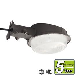 Ul approved led lights online shopping - DLC ETL approved W lm LED Street Light Outdoor Barn Light LED Area Lighting Dusk to Dawn Photocell LED Security Yard Lights Floodlight