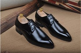 $enCountryForm.capitalKeyWord Canada - 2018 Spring new men's shoes Korean version trend of business leisure within increase men's shoes pointed leather Party shoes For Men JP93