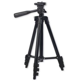 Tripod for dslr camera online shopping - DSLR Camera Tripod Stand Photography Photo Video Aluminum Camera Tripod Stand For Phone With Bag