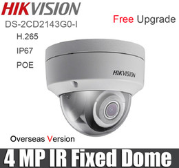 $enCountryForm.capitalKeyWord Canada - HIKVISION DS-2CD2143G0-I Network Camera H.265 With POE 4MP IR Fixed Dome Camera 2CD2143G0-I IP Camera Video Surveillance