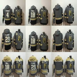 4757ebcce6e Men Hoodies Vegas Golden Knights 18 James Neal 4 Clayton Stoner 29  Marc-Andre Fleury Hockey Jersey Hoodies Sweatshirts