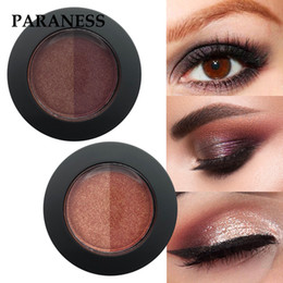 $enCountryForm.capitalKeyWord NZ - 2018 Paraness Brand Glitter Eyeshadow Palette Makeup Waterproof Shimmer Pigments Matte Eye shadow Soft Korean Make Up 14 Colors