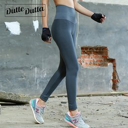 $enCountryForm.capitalKeyWord NZ - Sport Gym Leggings Women High Waist Yoga Pants Energy Seamless Fitness Workout Leggings Womens Compression Sport Tights Women