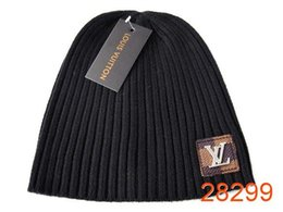 Chinese  luxury brand winter Hat Skullies Beanies Men and Women Knitted Warm Hat Winter Caps Mask Balaclava Bonnet Cap Cotton Beanies Hats 294 manufacturers