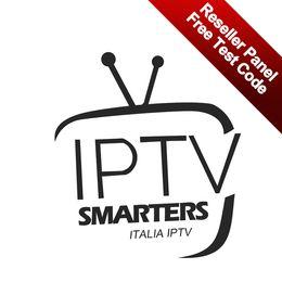 Italia Iptv Smarters con suscripción de 1 año que cubre más de 30 países 3900+ canales en vivo y VOD Europa Árabe Deportes EE. UU. Iptv Abbonamento en venta