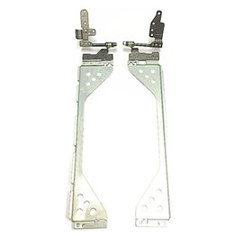 lenovo hinges NZ - New Laptop Lcd Hinges for lenovo Thinkpad E470 E470C E475 Hinge Set Left&Right Non Touch AM11N000100 AM11N000200