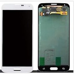 Samsung Galaxy Lcd Repair NZ - NEW Mobile Phone Lcds Assembly Repair Lens Touch Digitizer Screen Replacement Parts TFT for Samsung Galaxy S5 G900