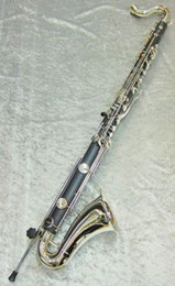 Nouvelle arrivée JUPITER JBC1000N haute qualité basse clarinette noir tube clarinette b plat nouveaux instruments instrument de musique avec étui