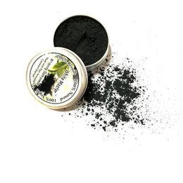 Wholesale Oral Whitening Tooth Bamboo Activated Charcoal Powder Decontamination Tooth Yellow Stain Smoke Tooth Stain Bad Breath Oral Care g