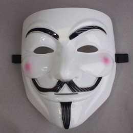$enCountryForm.capitalKeyWord UK - New V For Vendetta Anonymous Movie Guy Fawkes Vendetta Mask Halloween Cosplay