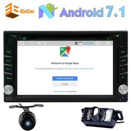 Car multimedia navigation dvd online shopping - EinCar Android Car DVD Player Double Din Car Stereo Touchscreen In Dash GPS Navigation Car Multimedia Radio Receiver Bluetooth