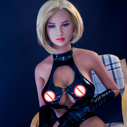 Silicone Love Dolls Ass Australia - 165cm Newest American Style Japanese Girl Women Full Size Silicone Sex Dolls for Men Big Ass Real Love Sex