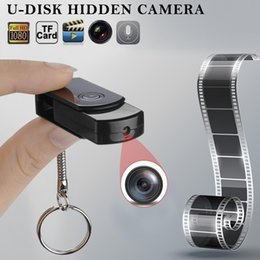 Hidden spy camera videos online shopping - USB Disk Hidden Spy Camera USB Flash Drive Mini HD Spy Cameras U Disk Personal Security Video Recorder with Motion Detection