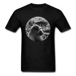 $enCountryForm.capitalKeyWord UK - Changing Worlds 2018 Blue Gorilla Men T Shirt Black Grey T Shirt Animal Digital Print High Quality Cotton Tops & Tees