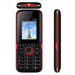Chinese  Smart Phone 2190 900 1800   850 1900MHz 1.77inch QCIF Screen 8W Camera Bluetooth 2.0 Torch light Dual Sim Chinese Phone manufacturers