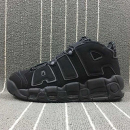 outlet store f55cf d6453 New Arrival Air More Uptempo QS Bruce Lee Olympic Varsity Maroon White Black  Running shoes Mens Basketball Shoes Airs 3M Scottie Sneakers