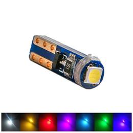 Yellow Clever 10x T5 286 12v 2w Bulb Lamps Halogen Bulb Car Instrument Light Bulbs Led Bulbs & Tubes