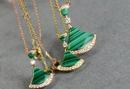Fashion jewelry brand names australia new featured fashion green agate onyx pendants necklace jewelry boutique fashion necklace name brand top quality high level real material aloadofball Image collections