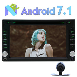 double din gps dvd bluetooth Australia - Double Din EinCar Android 7.1 Car DVD Player 6.2'' Touch Screen Car Stereo GPS Navigation In Dash Bluetooth Vehicle Radio Receiver