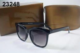 8e3d93f710 Summer Style Popular Men Sunglasses Luxury Women Brand Design Square Full  Frame Outdoor UV Protection Eyewear Come With Original Box