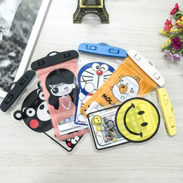 chinese camera brands 2019 - Cartoon Waterproof bag Protective Mobile Phone Bag Pouch underwater camera For Iphone X 6 7 8   Plus