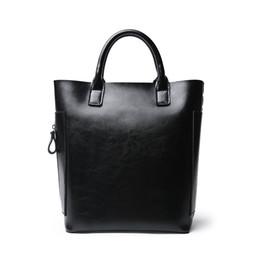 Gray Handbags NZ - XW Studio QSL-0919 Bucket Women Leather Cowhide Crossbody Shoulder Handbag Black Gray Blackish Green Brown Red Wine